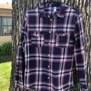 Divided H&M Checkered Shirt